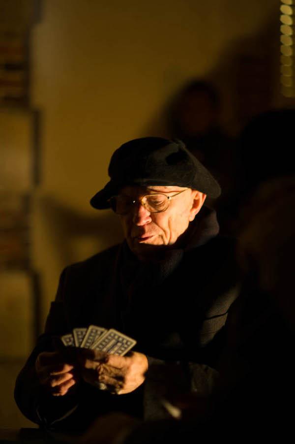 Le joueur de carte